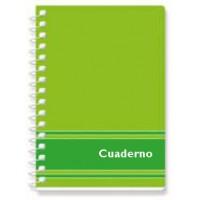 Cuadernos Tapa Básica 16º