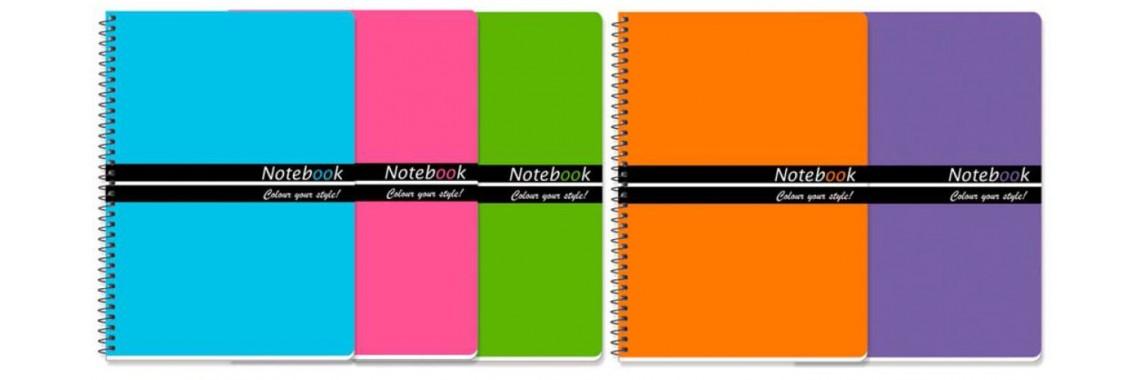 Cuadernos Espiral