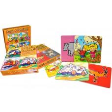 Puzzles Infantiles 2 a 4 años