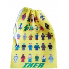Bolsas desayuno 21,5 x 28cm Personalizadas